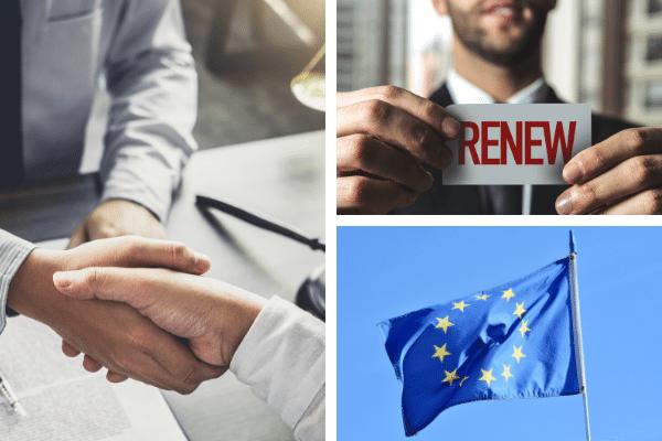 renovacion tarjeta familiar europea