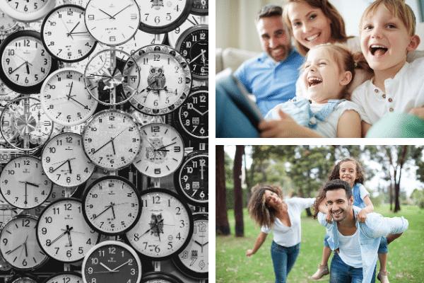 Cómo conciliar la vida familiar y laboral